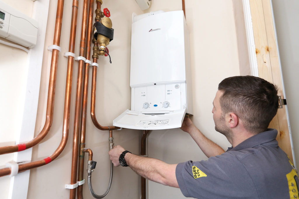 Boiler in worcester