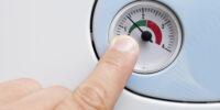 What pressure should my boiler be?